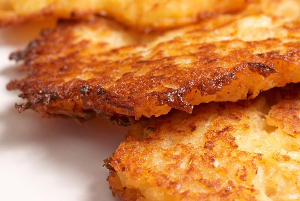 Potato Latke Recipe  Sweet Potato Latkes recipe
