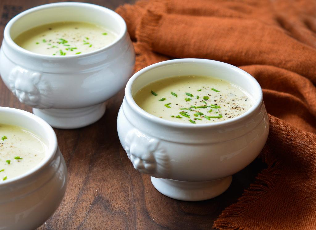 Potato Leak Soup  Potato Leek Soup ce Upon a Chef