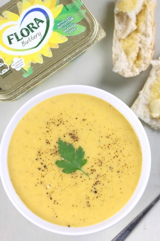 Potato Leek Soup No Cream  leek and potato soup no cream