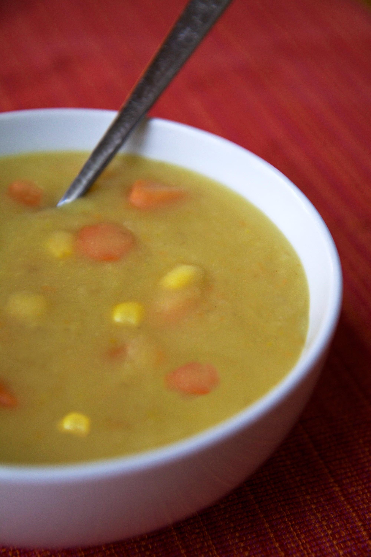 Potato Leek Soup No Cream  Recipe For Creamy Potato Leek Soup