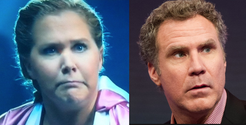 """Potato Or Amy Schumer  Amy """"Potato Face"""" Schumer totally looks like the drummer"""