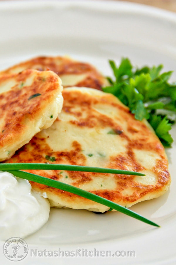 Potato Pancake Recipes  Easy Mashed Potato Pancakes Recipe