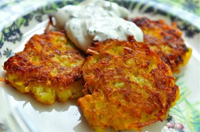 Potato Pancakes German  Potato Pancakes German Recipes – German Culture