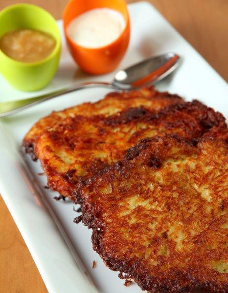 Potato Pancakes German  Grumbeerpannekuche German Potato Pancakes My Kitchen in