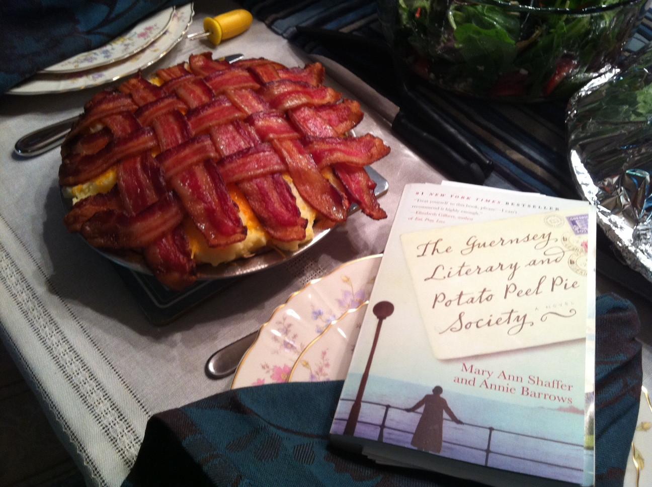 Potato Peel Pie Society  The Guernsey Literary & Potato Peel Pie Society