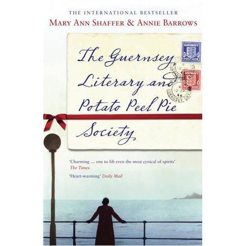 Potato Peel Pie Society  The Guernsey Literary and Potato Peel Pie Society – Au fil