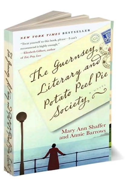 Potato Peel Pie Society  just off the bookshelf Eighteen25