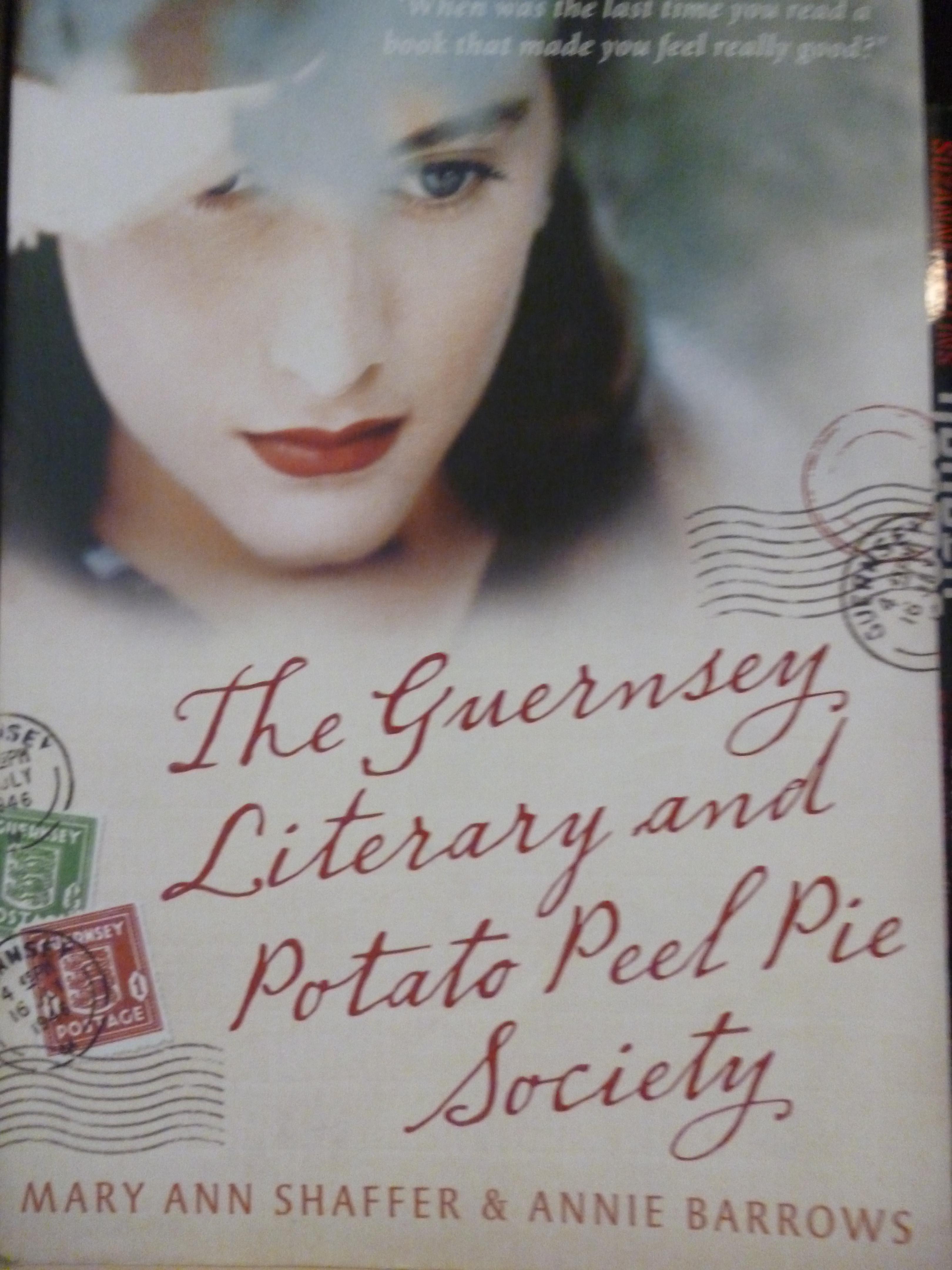 Potato Peel Pie Society  The Guernsey Literary and Potato Peel Pie Society by