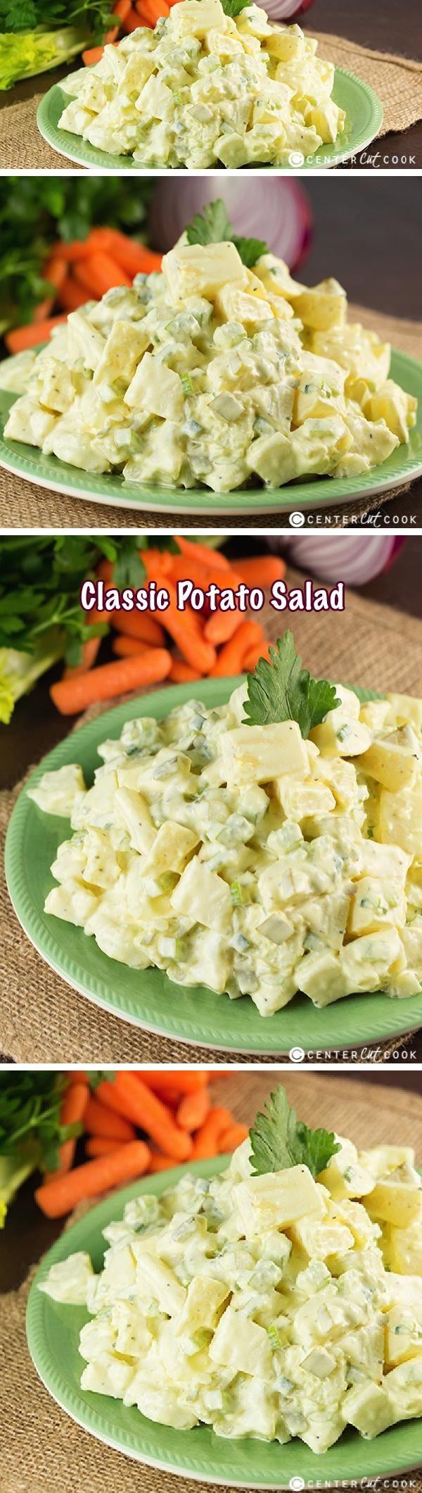 Potato Salad Without Eggs  Best 25 Potato salad ideas on Pinterest
