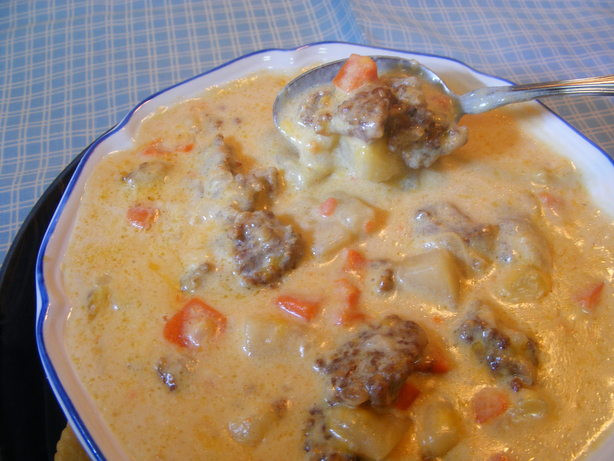 Potato Sausage Soup  Potato Sausage Soup Recipe My Kitchen Magazine My