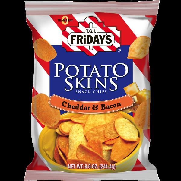 Potato Skin Chips  Potato Chips and Crisps from TGI Friday s Chips & Crisps