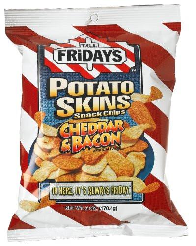 Potato Skin Chips  Walgreens FREE TGI Fridays Potato Skins Chips