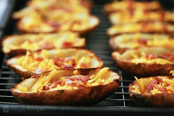 Potato Skin Recipes  Potato Skins Recipe
