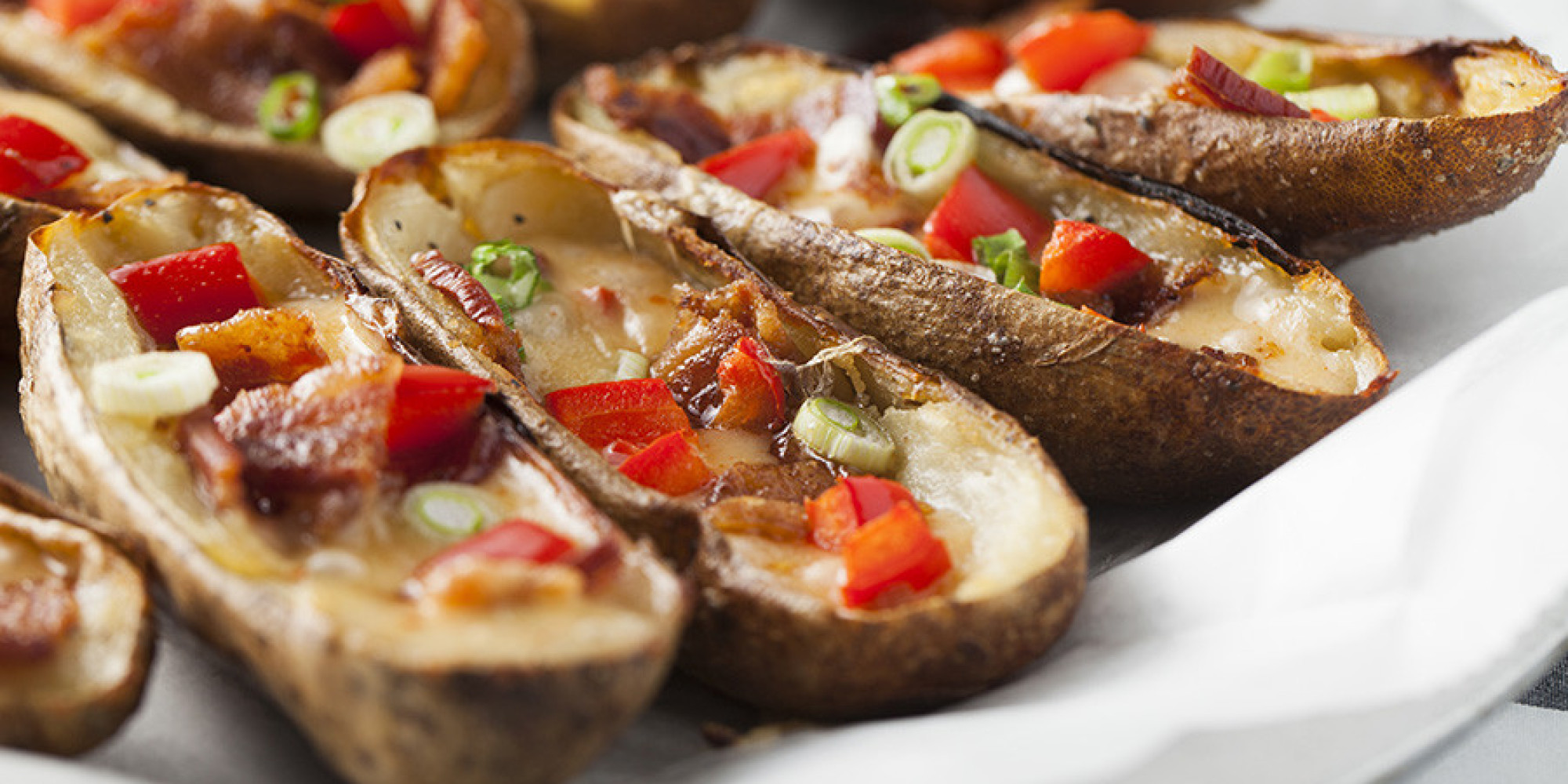 Potato Skin Recipes  Potato Skin Recipes Just Keep Getting Better PHOTOS