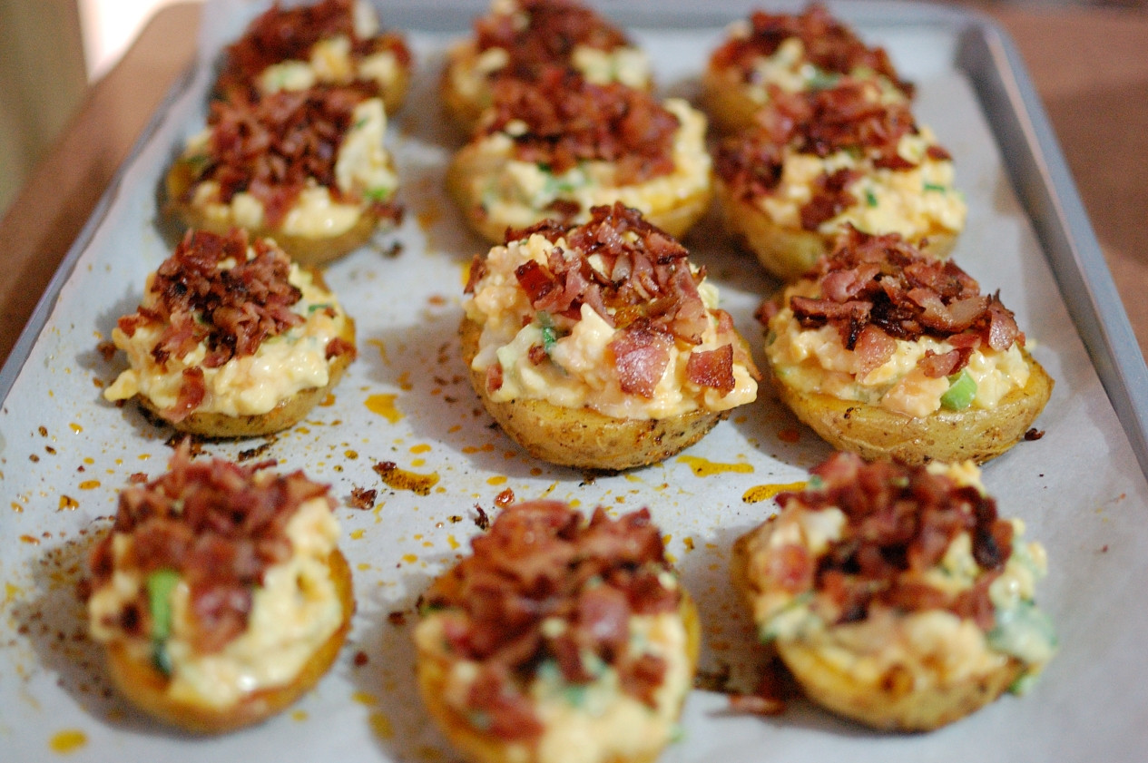 Potato Skin Recipes  Easy Potato Skin Recipe – Potato Skins Recipe Easy