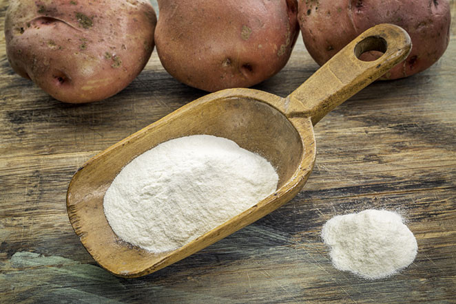 Potato Starch Substitute  potato starch substitute