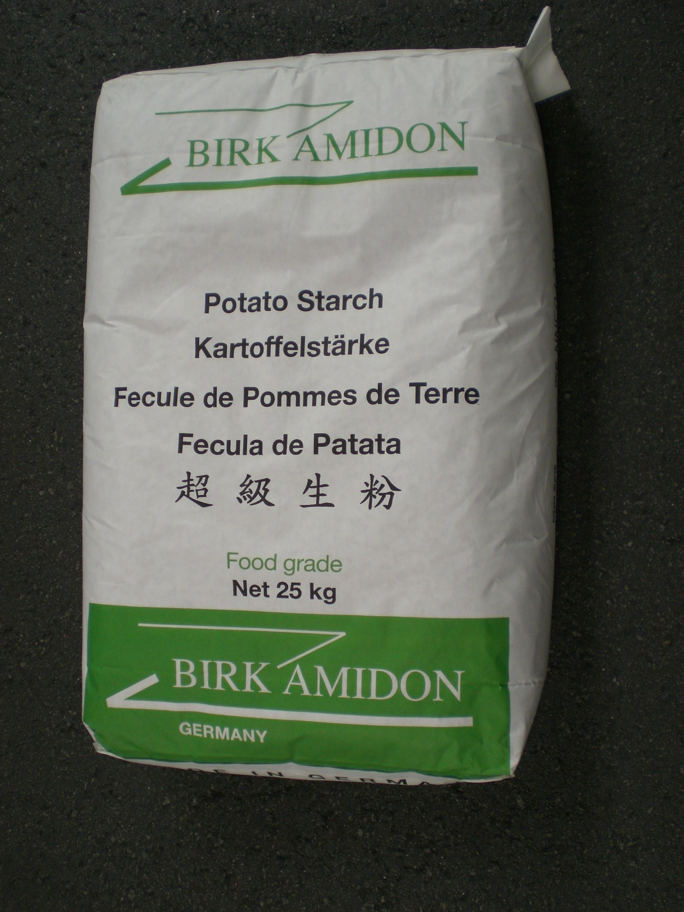 Potato Starch Substitute  Birkamidon Potato starch Birkamidon