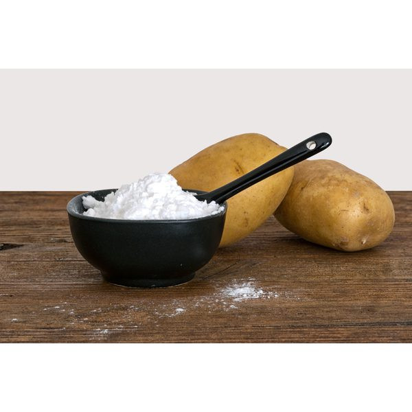 Potato Starch Substitute  Xanthan Gum vs Potato Starch