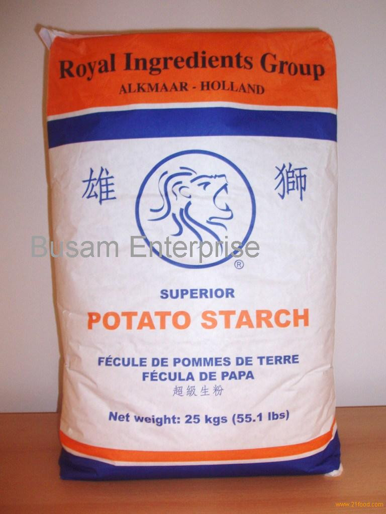 Potato Starch Substitute  Potato Starch products Malaysia Potato Starch supplier