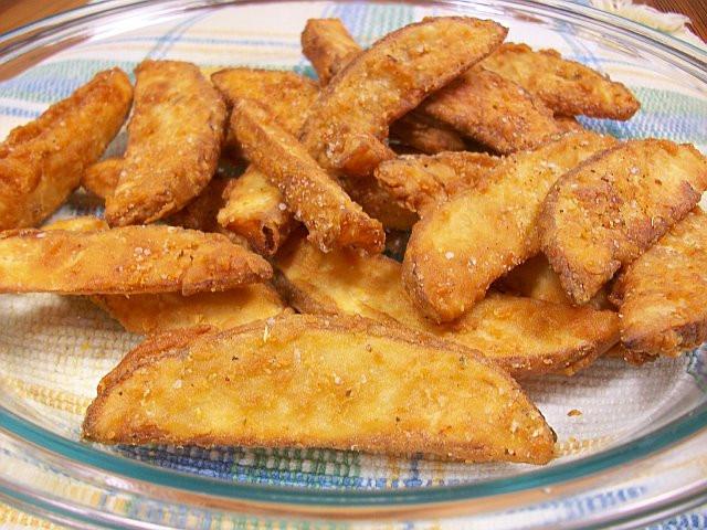Potato Wedge Recipe  Crunchy Potato Wedges
