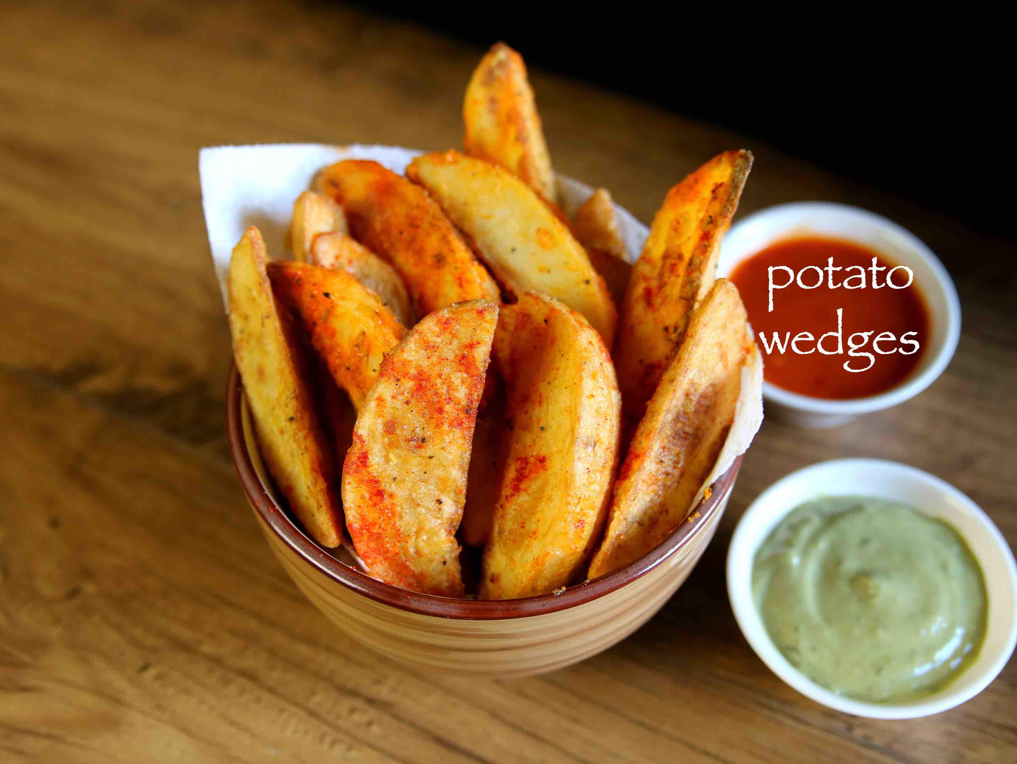 Potato Wedge Recipes  potato wedges recipe