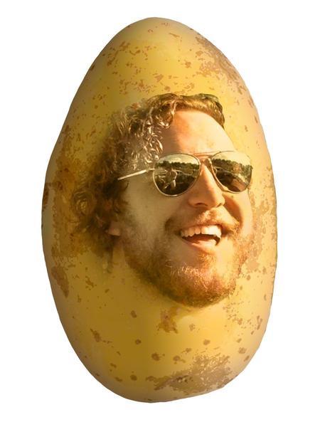 Potato With A Face  Mail A Potato Face