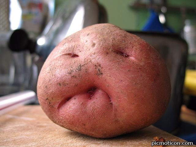 Potato With A Face  301 Moved Permanently