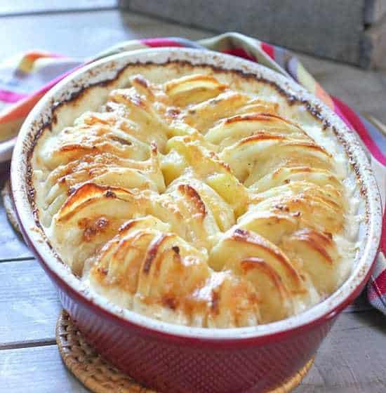 Potatoes Au Gratin Recipe  Cheesy Potatoes Au Gratin