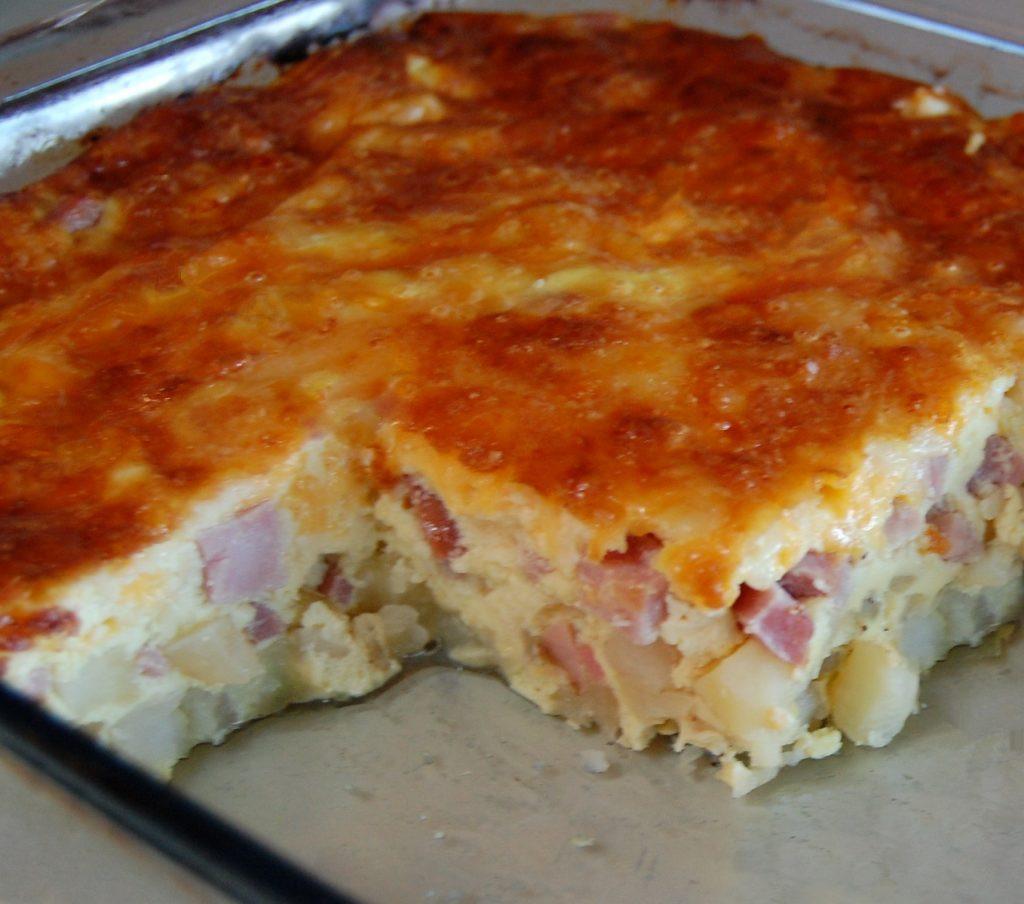 Potatoes O Brien Breakfast Casserole  O'Brien Breakfast Casserole