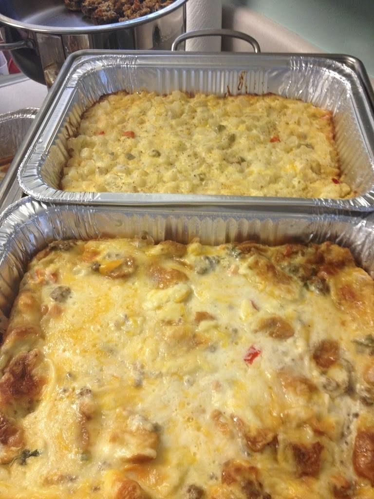 Potatoes O Brien Breakfast Casserole  Creamy Potato O Brien Breakfast Casserole Recipe