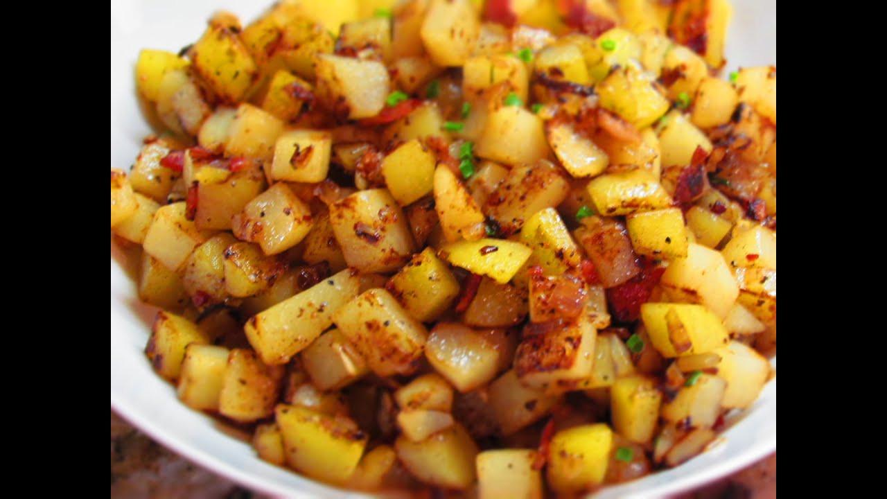 Potatoes Recipe For Breakfast  Breakfast Potato Recipe if you Like