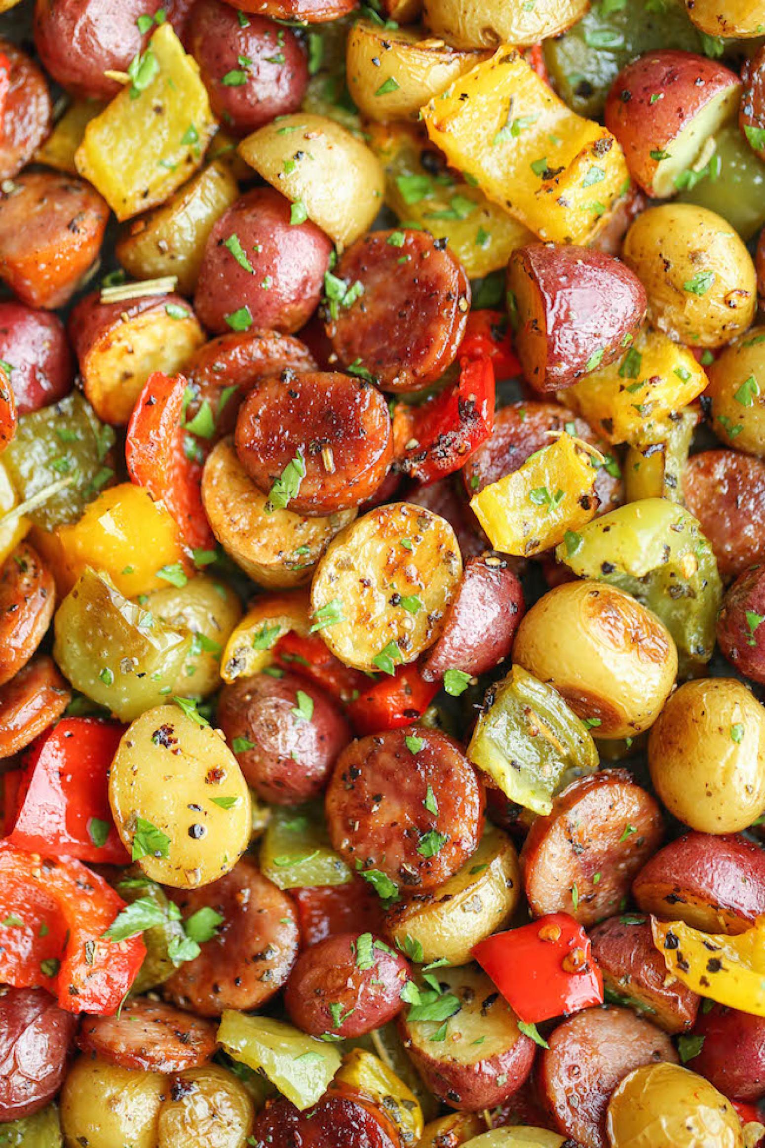 Potatoes Recipe For Breakfast  Easy Breakfast Potatoes Recipe 2