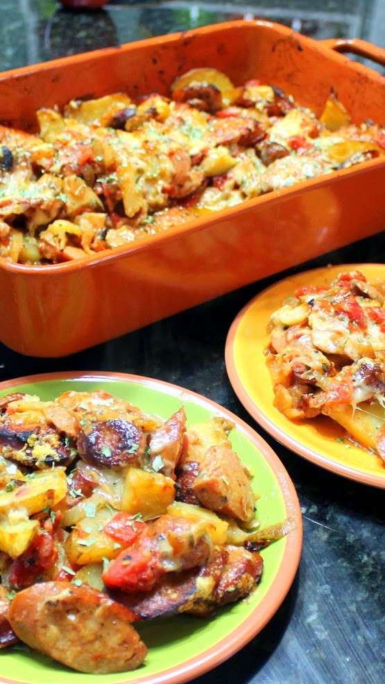 Potluck Main Dishes  52 Ways to Cook Cheesy Sausage and Fennel FREEZABLE