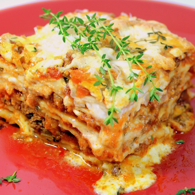 Potluck Main Dishes  52 Ways to Cook Thyme for a Lasagna Church PotLuck Main