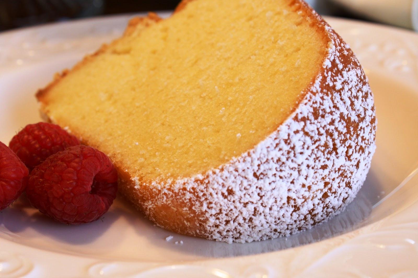 Pound Cake Desserts  Granny s Pound Cake Saving Room for Dessert