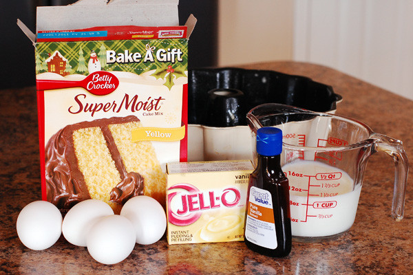 Pound Cake From Cake Mix  Pound Cake from a Mix 10 Ways to Top It Eat at Home