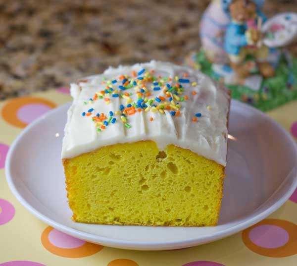 Pound Cake From Cake Mix  Pouch Cake Mix Lemon Pound Cake Cookie Madness