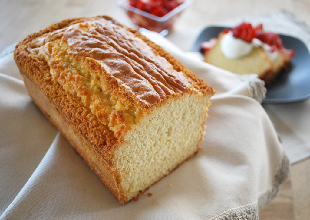 Pound Cake From Cake Mix  Pound Cake