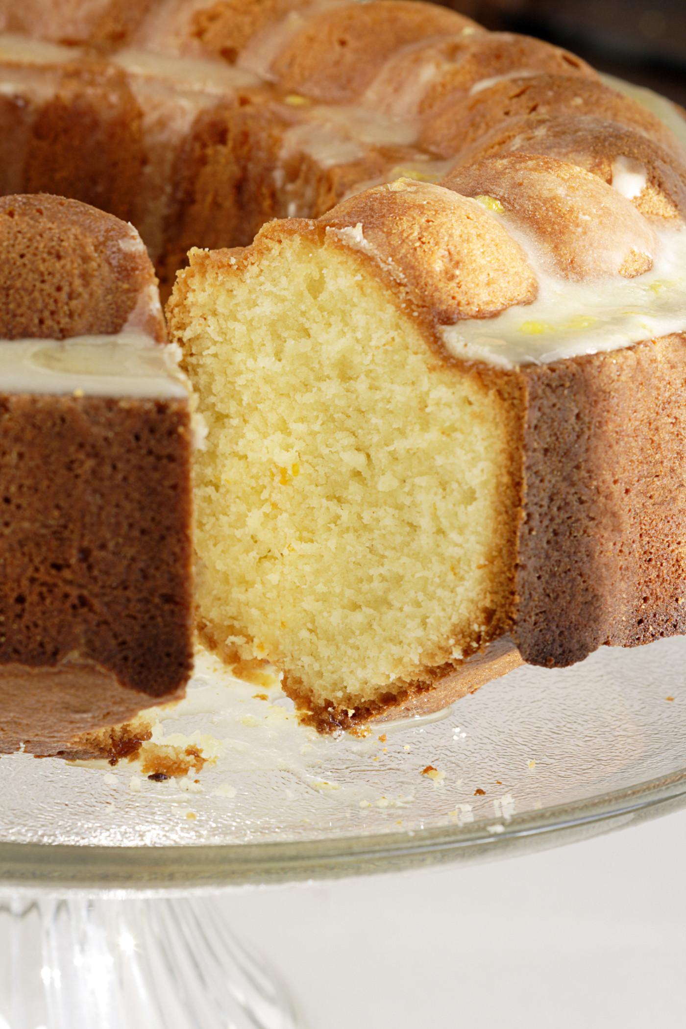 Pound Cake Glaze  Glazed Orange Pound Cake Recipe — Dishmaps