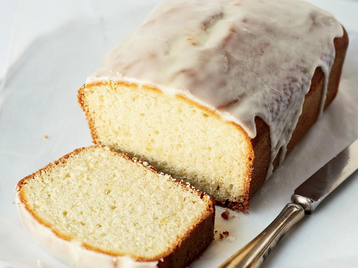Pound Cake Glaze  lemon glaze for pound cake recipe