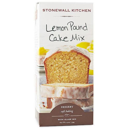 Pound Cake Mix  Lemon Pound Cake Mix Baking Mixes