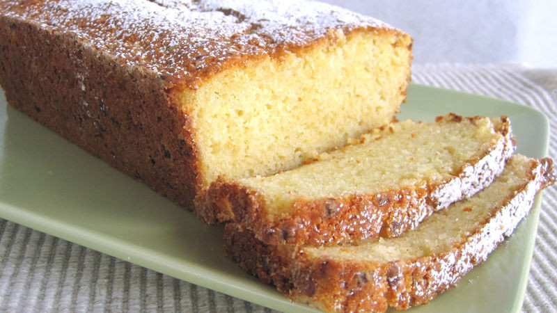 Pound Cake Mix  Gluten Free Lemon Pound Cake recipe from Betty Crocker