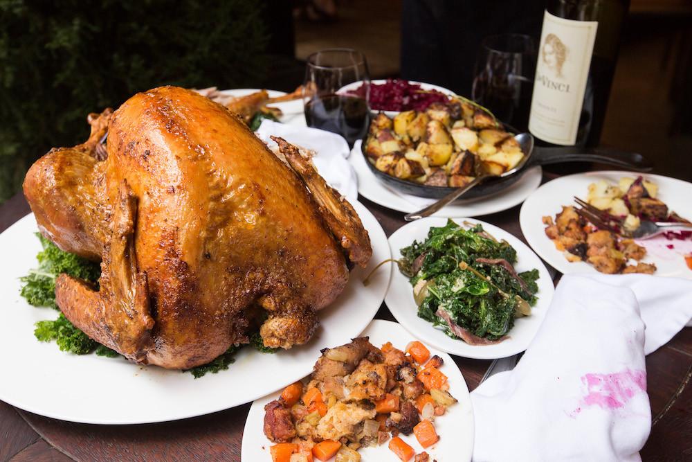 Pre Cooked Thanksgiving Dinner 2017  7 best Hong Kong Thanksgiving takeaways for your dinner