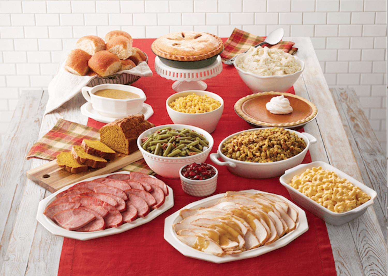 Pre Cooked Thanksgiving Dinner 2017  Pre Made Thanksgiving Meal From Bob Evans Simplemost