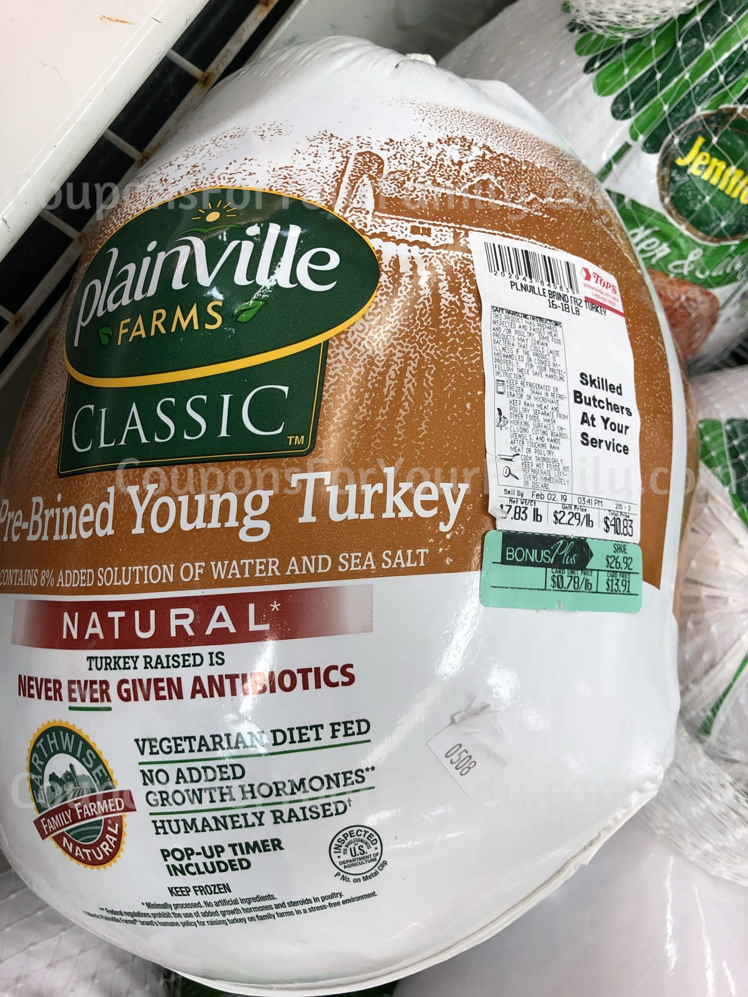 Pre Cooked Thanksgiving Dinner Walmart 2018  pare Local Turkey Prices for your Thanksgiving Dinner