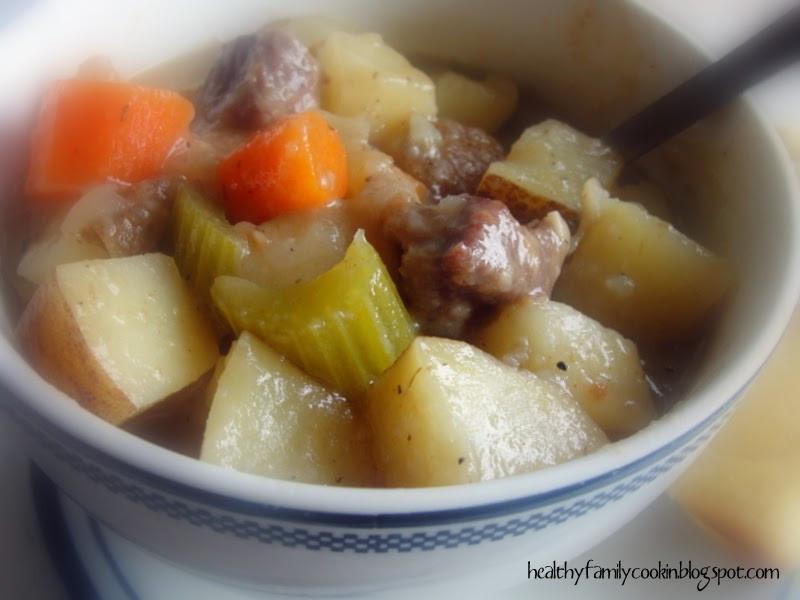 Pressure Cooker Beef Stew Recipe  Healthy Family Cookin Beef Stew Electric Pressure