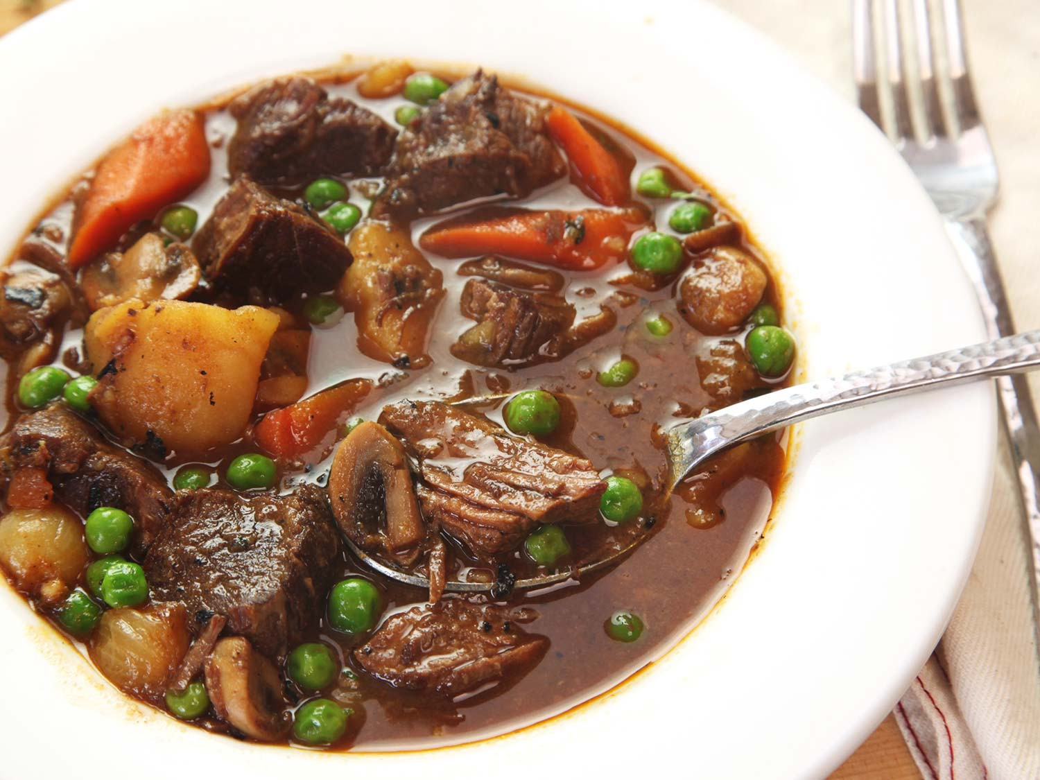 Pressure Cooker Beef Stew Recipe  Excellent Beef Stew on a Weeknight Thank Your Pressure