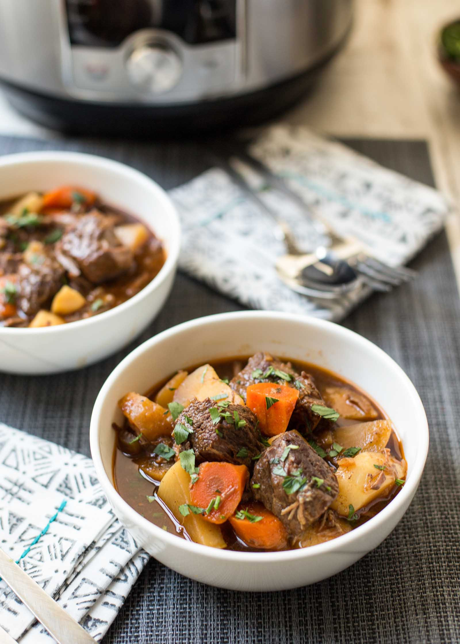 Pressure Cooker Beef Stew Recipe  Pressure Cooker Guinness Beef Stew Recipe