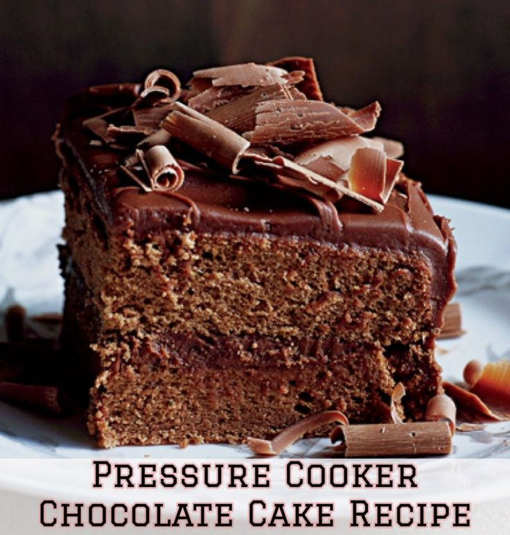 Pressure Cooker Dessert Recipes  1000 images about Pressure Cooker Recipes and Tips on