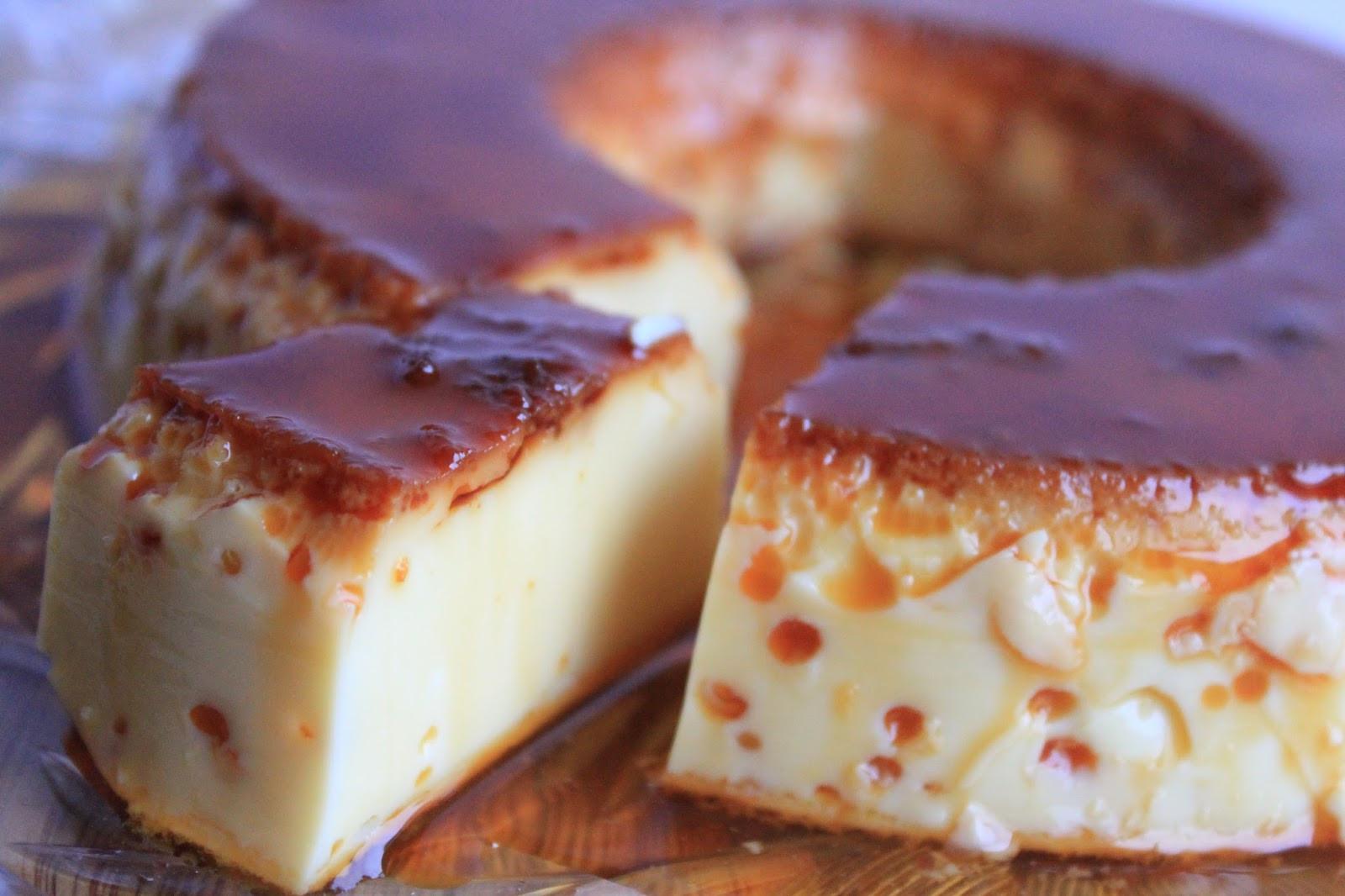 Pressure Cooker Dessert Recipes  Crème caramel or Caramel Flan Pressure Cooker Style
